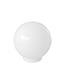 Small Globe light shade White 3