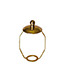 11cm Brass shade carrier