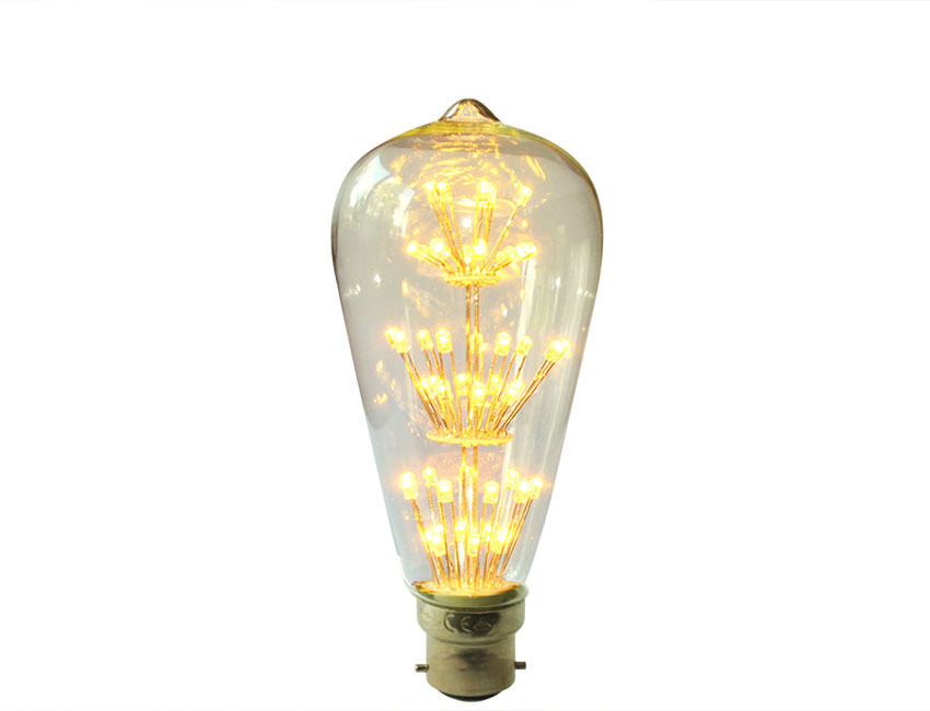 Squirrel Style Led Bc St Light Bulb Zoom