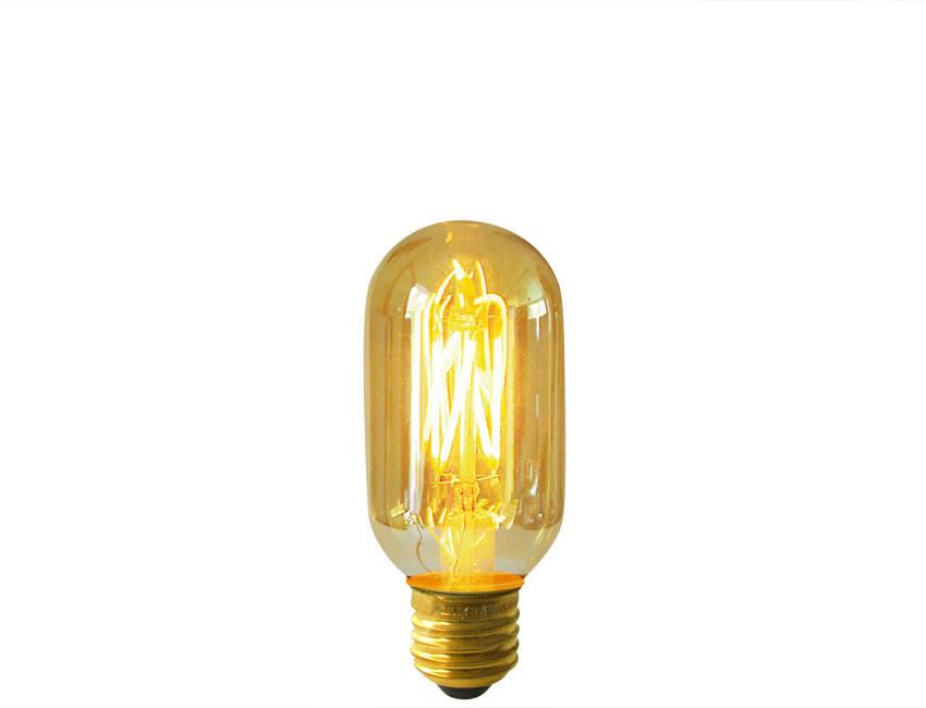 led light bulb tubular shape edison screw. Black Bedroom Furniture Sets. Home Design Ideas