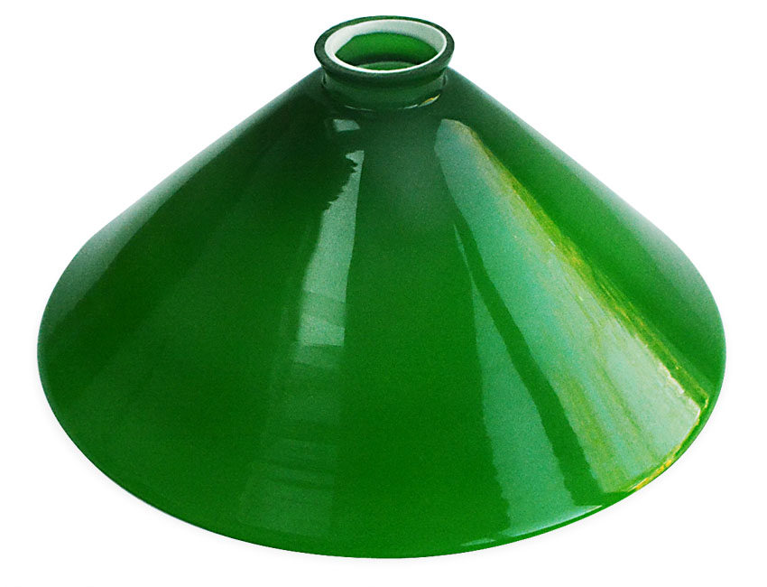 Green Snooker Table Coolie Shade