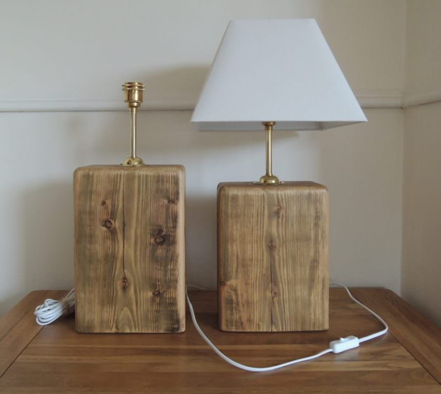 Table lamp kit