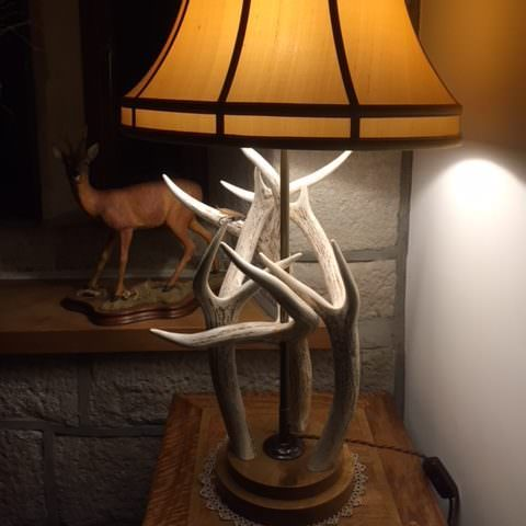 Table lamp fittings