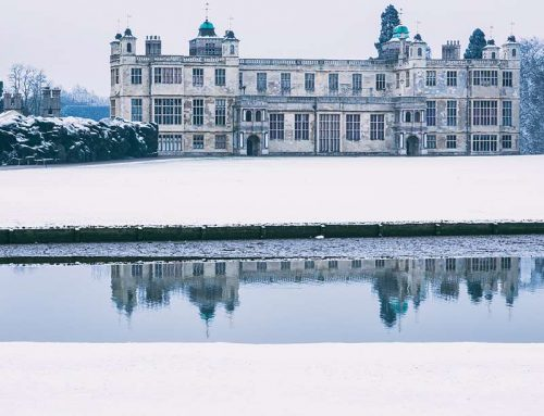 Audley End House Refurb
