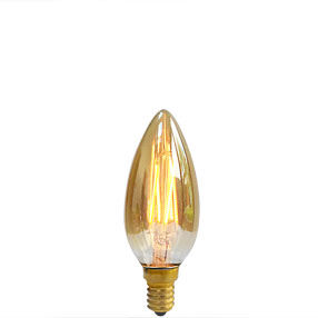 big bulb candle gold led filament ses lit cal 150x150