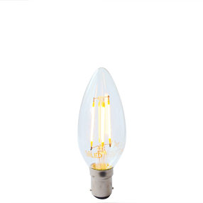 big bulb candle led filament sbc lit ven 150x150