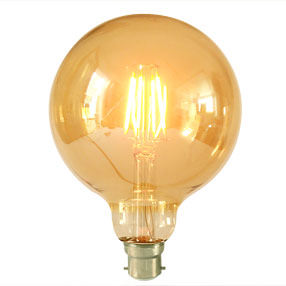 big bulb globe large gold led filament bc lit crom 150x150