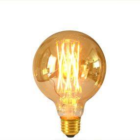 big bulb globe medium gold led filament es lit cal 150x150