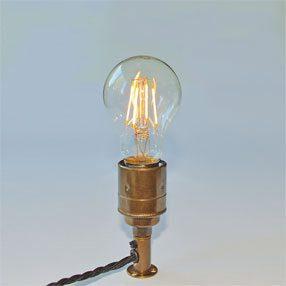 big bulb standard led filament es lit lampholder antique cal 1 150x150