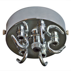 big ceiling hook large five hook chrome 150x150