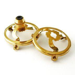 big gallery french 2inch 10mm brass duo 150x150