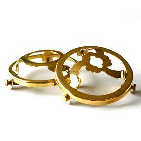 big gallery french 2inch brass duo 150x150
