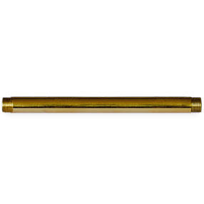 big hardware hollow tube 12inch brass 150x150