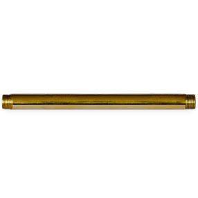 big hardware hollow tube 12inch brass 150x150