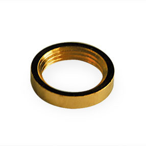 big hardware ring nut 13mm brass 150x150