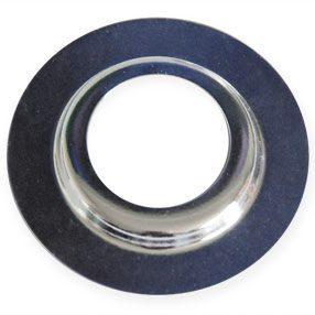big hardware shade reducing ring chrome 150x150