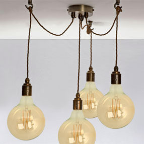 big kits ceiling pendant multi ceiling plate cordgrip metal antique bulb globe led filament gold 150x150