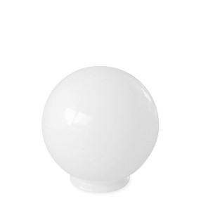 big lightshade globe white glass small 150x150