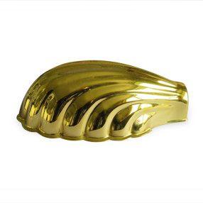 big lightshade shell brass metal 150x150