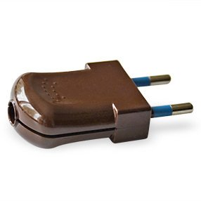 big plug 2pin euro brown 150x150