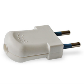 big plug 2pin euro white 150x150
