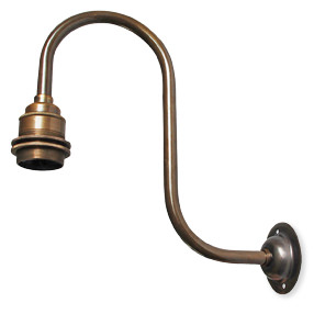 big wall light swan neck large es antique 150x150