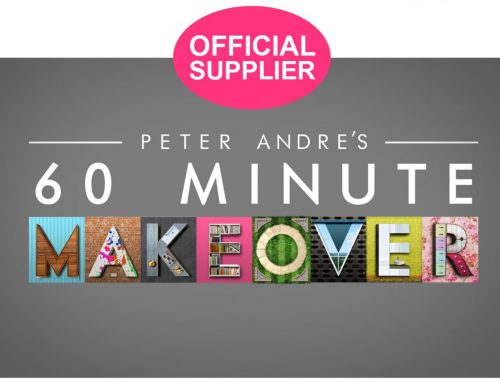 60 Minute Make-Over