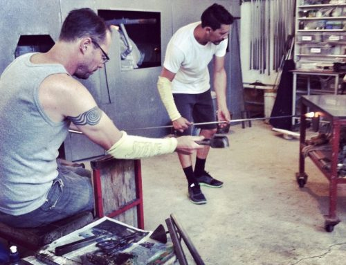 Celebrating Design: Monmouth glass studio