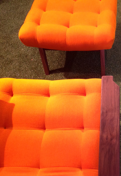 blog clerkenwell orange felt chairs 103x150