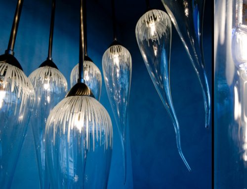 Katie Brown's chandeliers are a thing of beauty