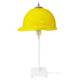 builders-helmet-yellow-lamp