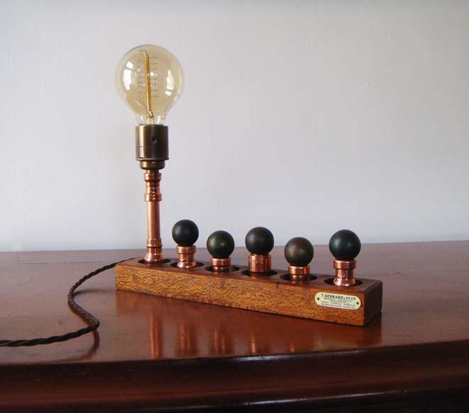 Tanya Tier balls lamp