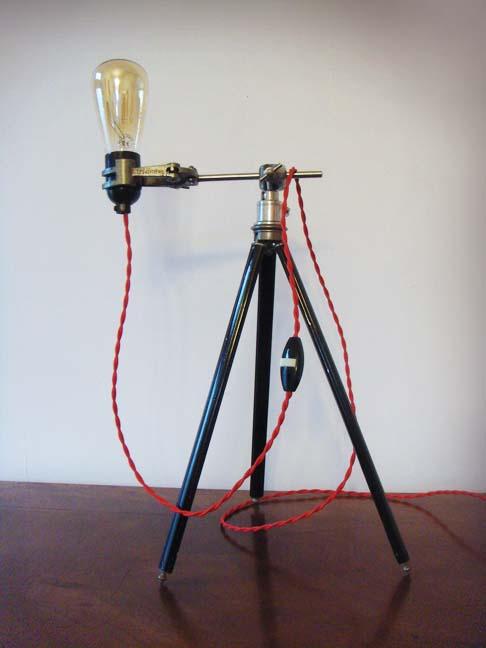 Tanya Tier tripod lamp 2