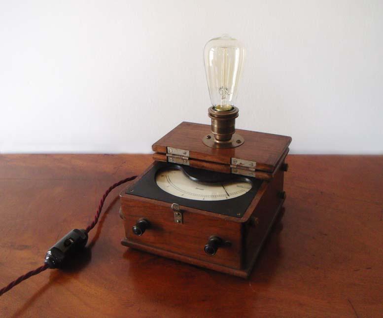 tanya tier testing box lamp