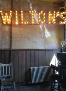 wiltons lights