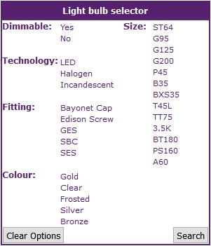 lightbulb-selector
