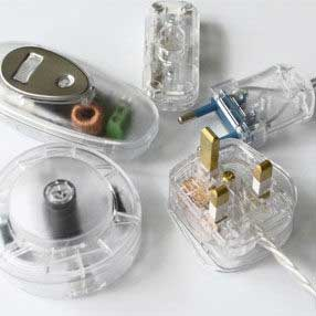 Inline light swicthers, dimmers and plugs